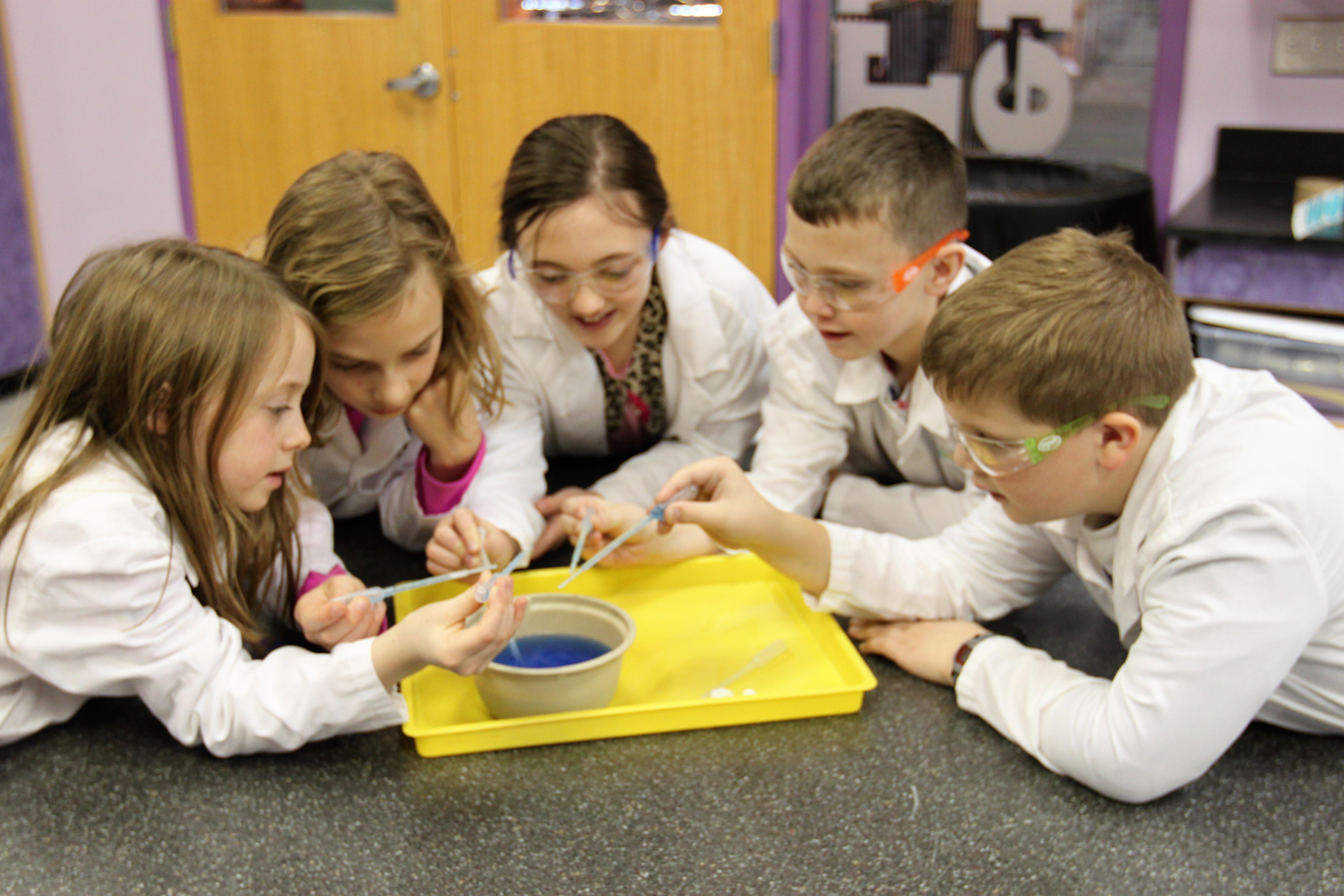 Third Grade Children's Museum - March 10th - Cornerstone